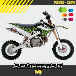 kit deco semi perso pitbike minibike camo ycf bucci pitsterpro 242graphics