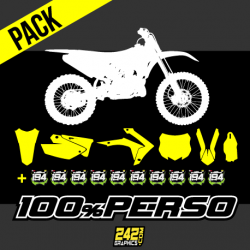 PACK - MX KIT DECO PERSO