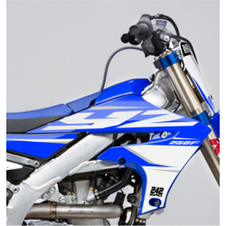 kit deco yamaha yz yzf motocross semi perso 242graphics