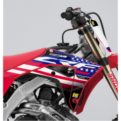 kit deco honda crf motocross semi perso 242graphics