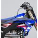 kit deco yamaha yz yzf motocross semi perso patriot us 242graphics