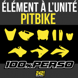 Element Kit Deco Pitbike Au Detail Unite