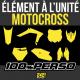 Element Kit Deco Motocross Au Detail Unite